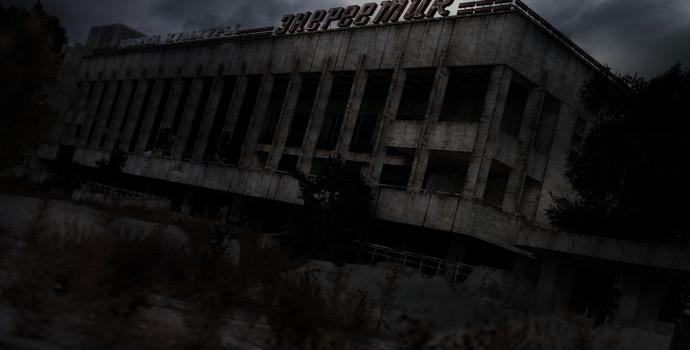 "Palace of Culture ""Energetik"" in Source - Of Secrets - Maciej Małocha"