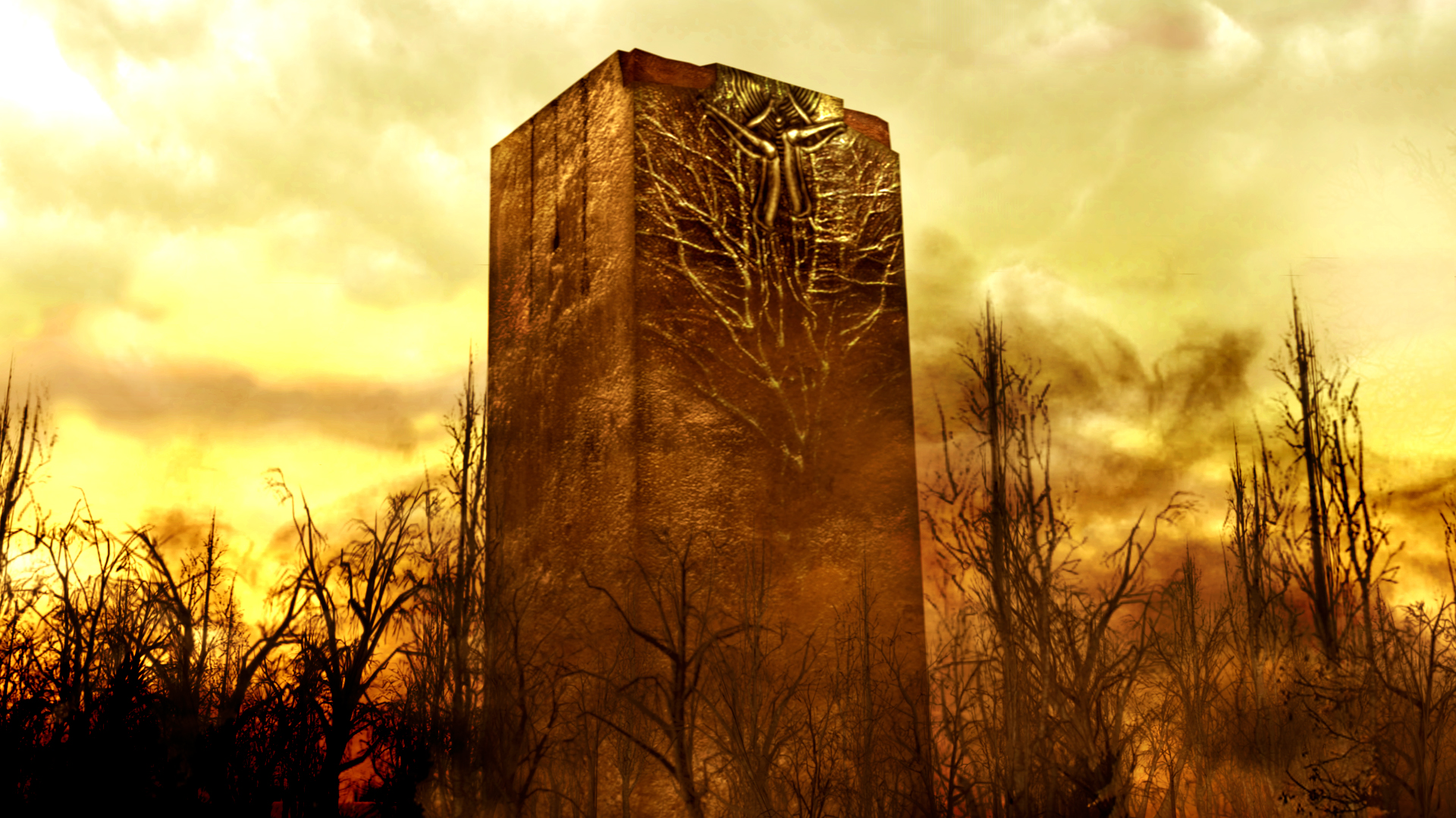 Perihelion Skybox Tower – Of Secrets