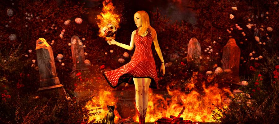 The Crimson Thicket - Of Secrets