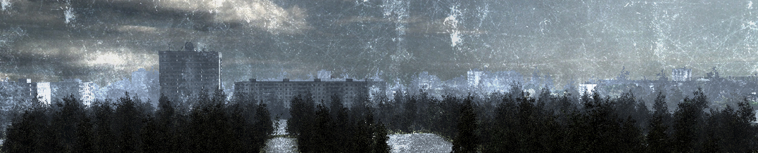 Pripyat Panorama Test View
