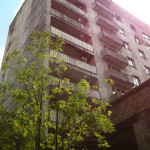 Pripyat - White house