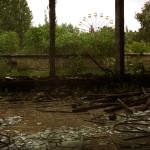 Pripyat - View from Energetyk