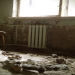 Pripyat - Abandoned room