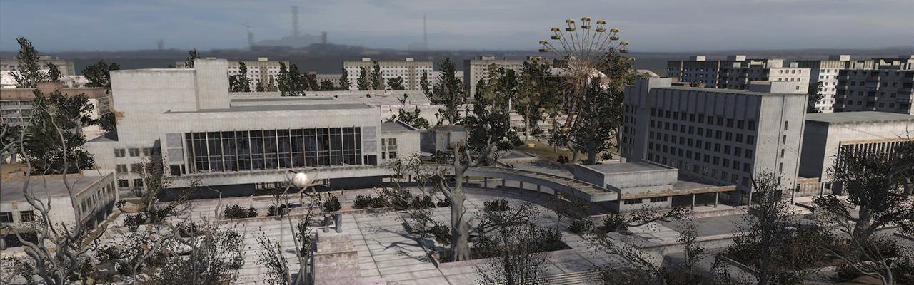 Pripyat 1 – Call of Chernobyl