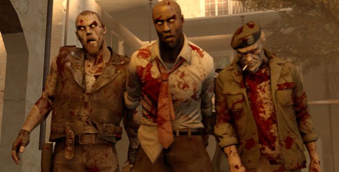 L4D2 - Survivors Zombie Skins - Of Secrets - Maciej Małocha
