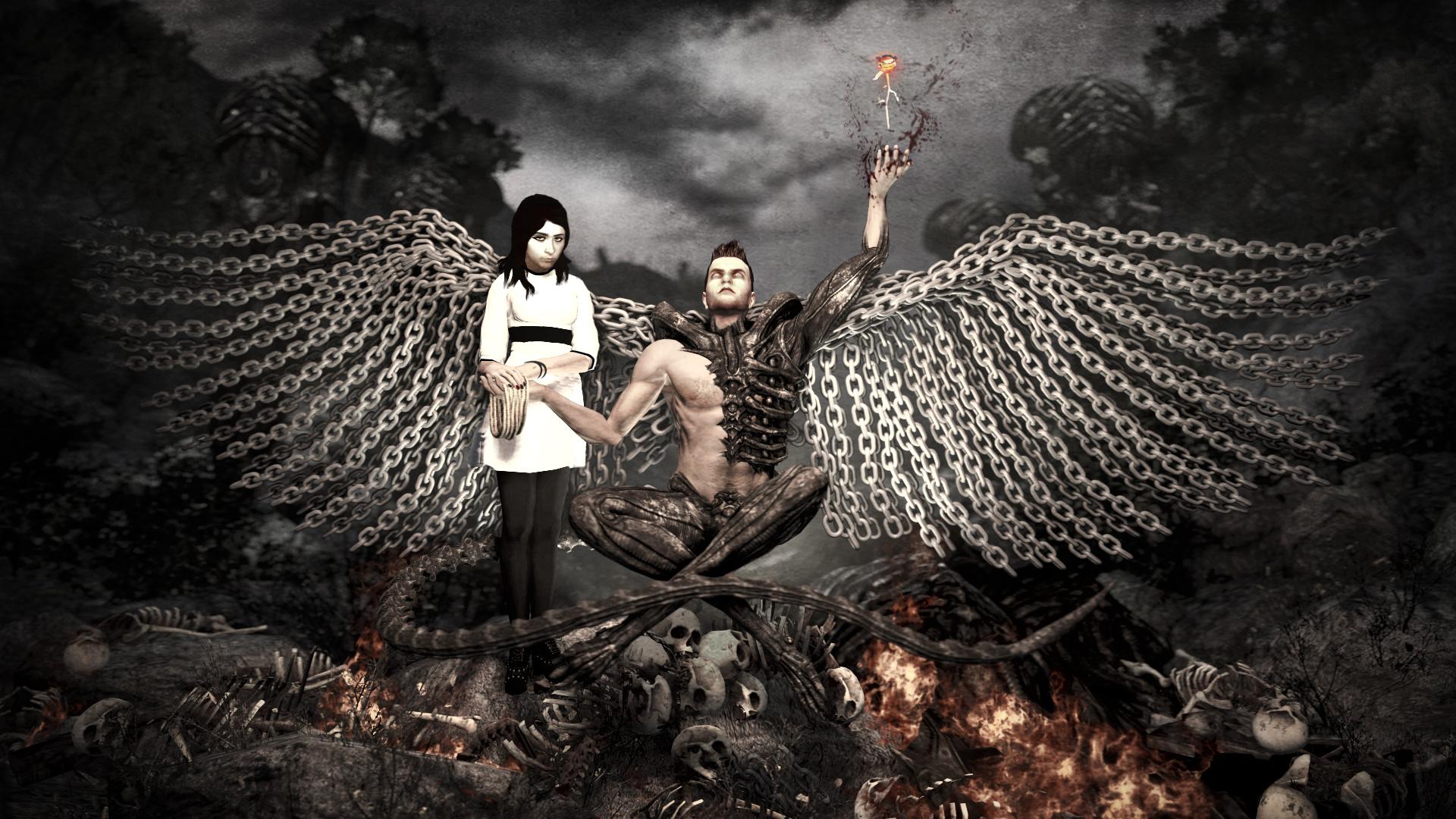 Out fo the Fire - Maciej Małocha - Of Secrets