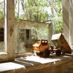 Pripyat - Kindergarten window