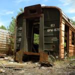 Yanov - Train wagon