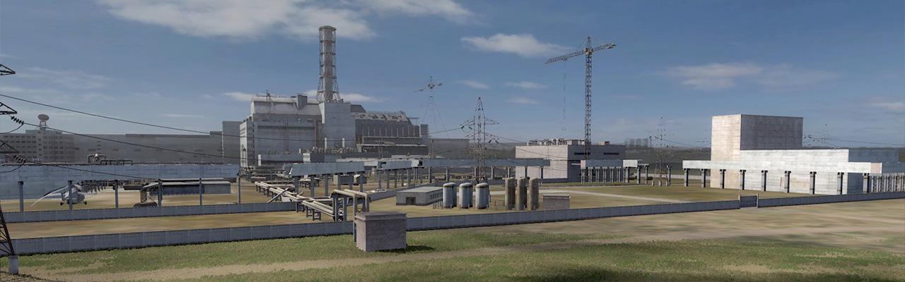 CNPP North 1 – Call of Chernobyl