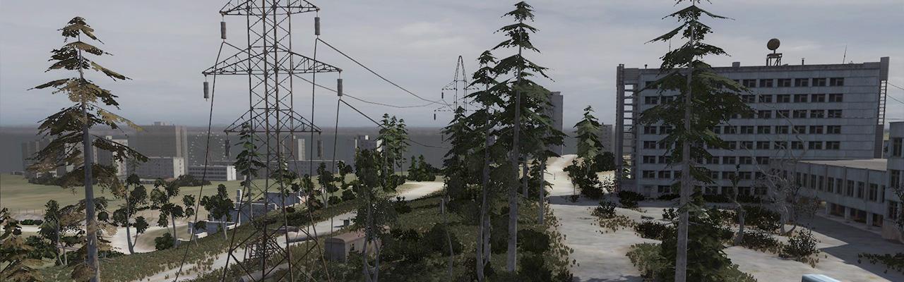 Jupiter 2 - Call of Chernobyl