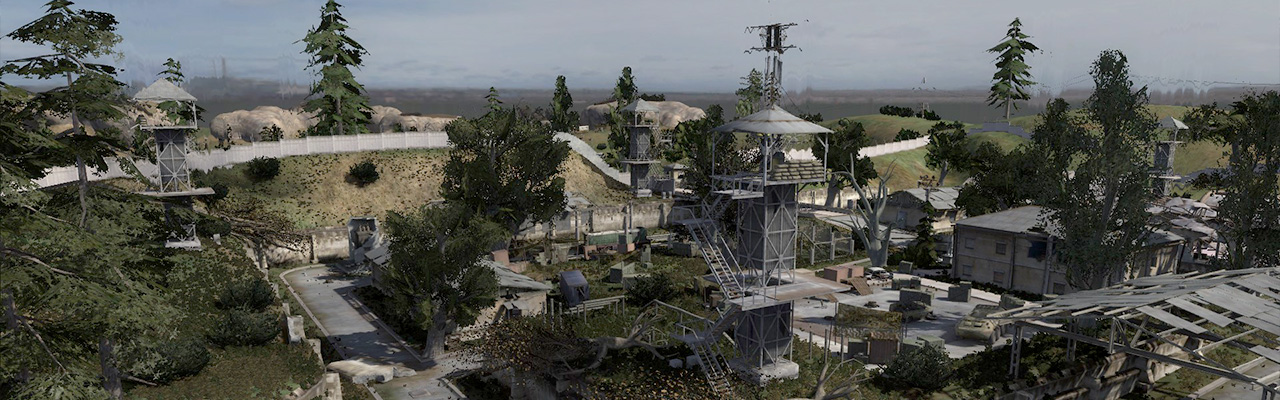 Army Warehouses 2 – Call of Chernobyl